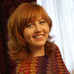 Елена Газизова (Перова)